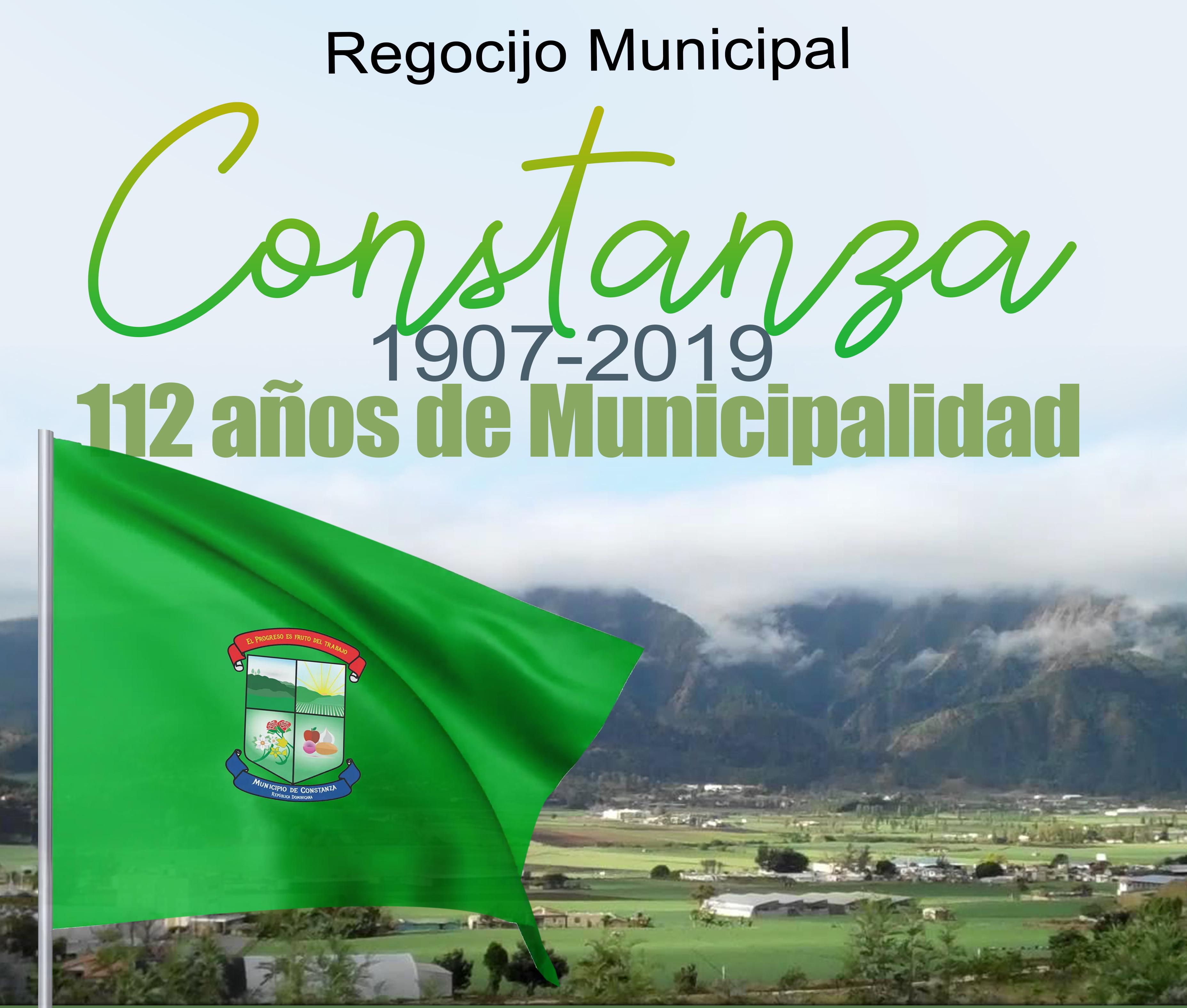 Constanza celebra 112 años de municipalidad.